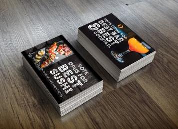Opus Vote Cards